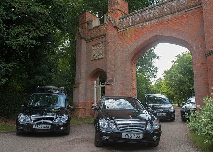 Funeral Transport, Sudbury, Suffolk, Lavenham
